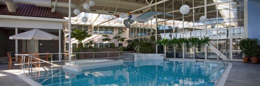 Binnenzwembad Hotel Galadammen