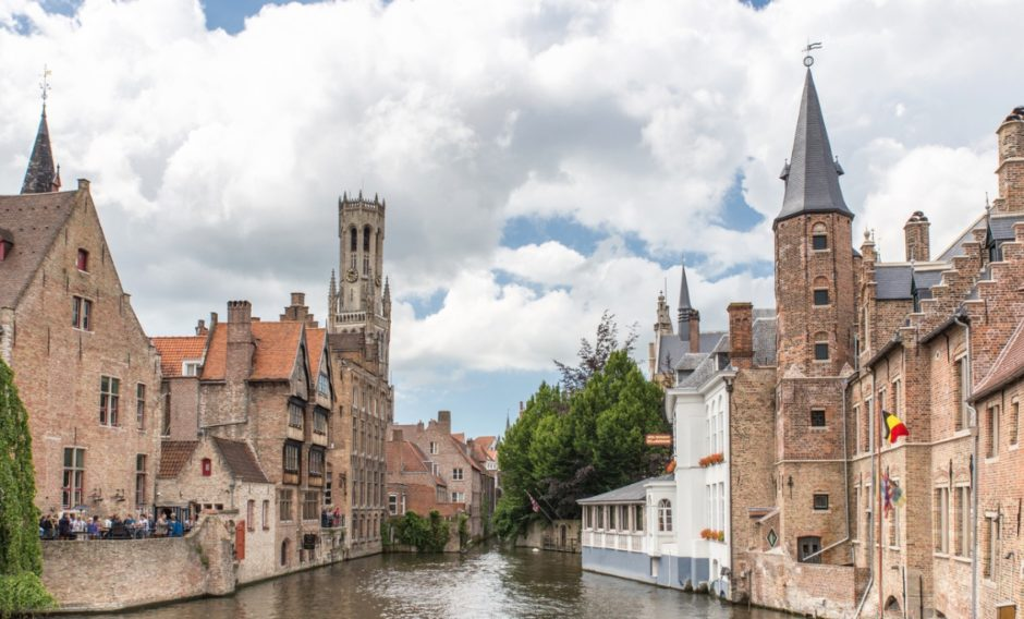 Weekendje Brugge met kids