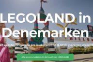 Weekendje Legoland Denemarken