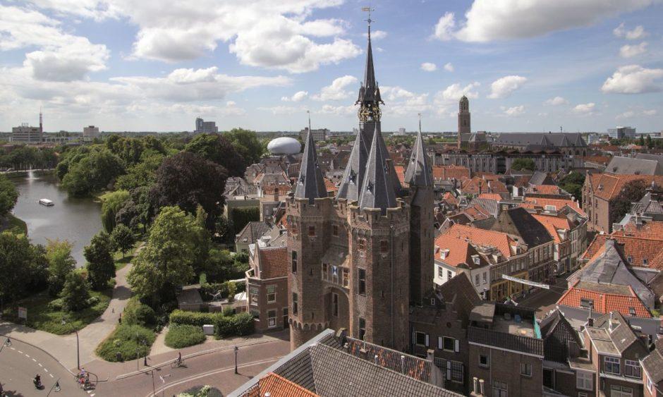 Weekendje Zwolle met kids