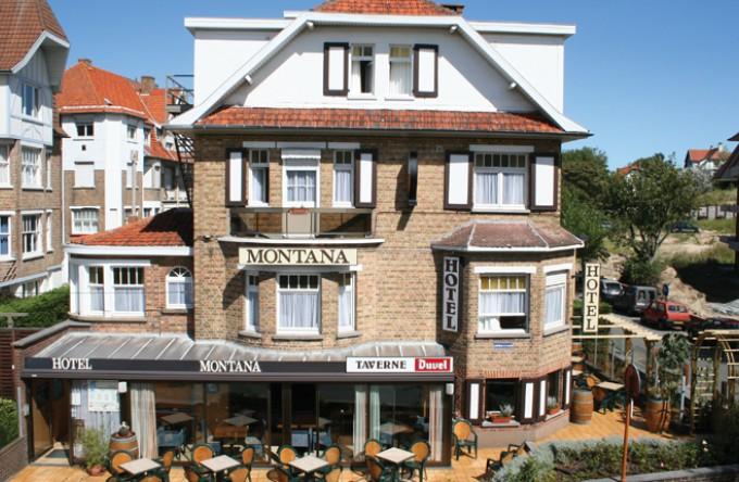 Hotel Montana de Panne