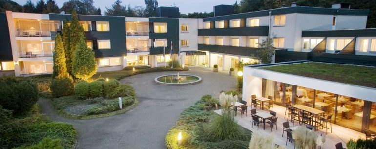 Hotel Bilderberg De Buunderkamp
