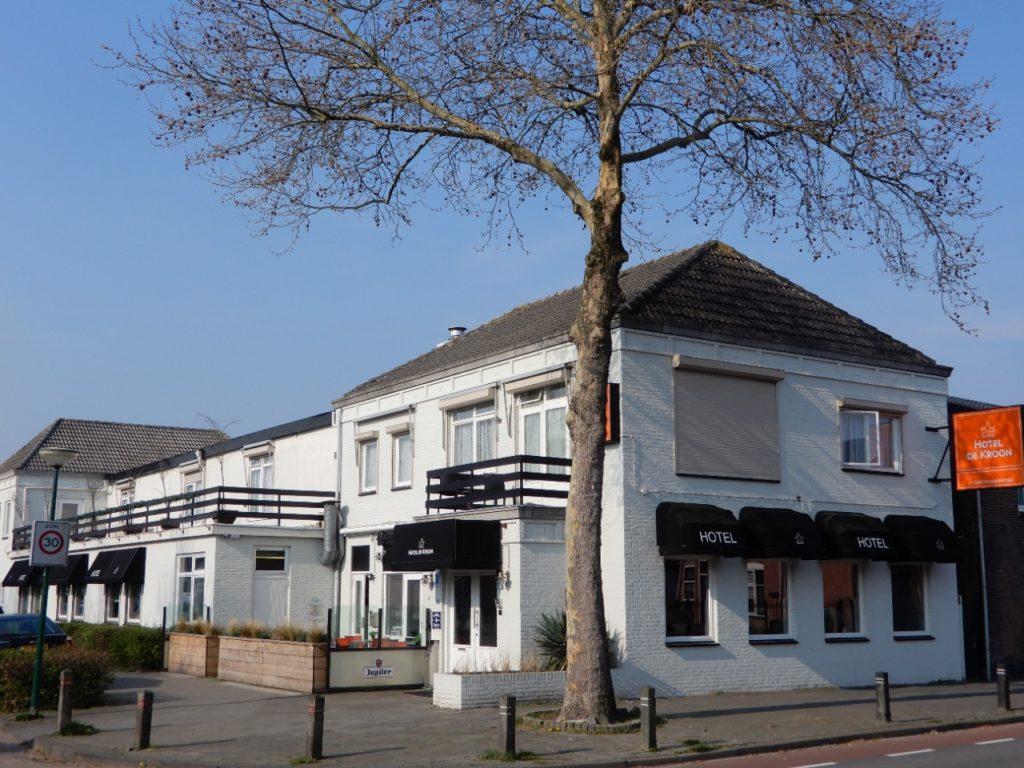 Hotel de Kroon in Kaatsheuvel