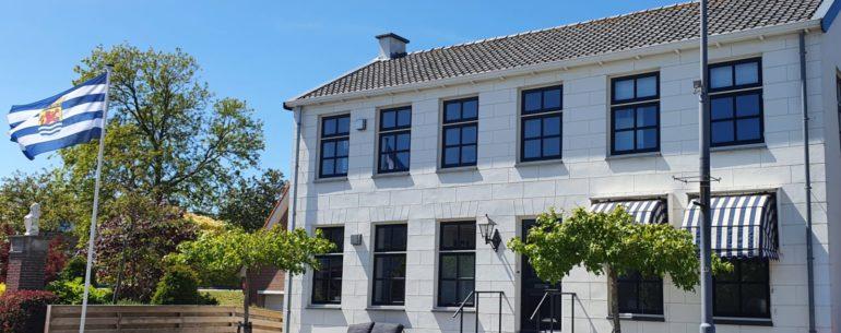 't Keitje appartementen in Zeeland