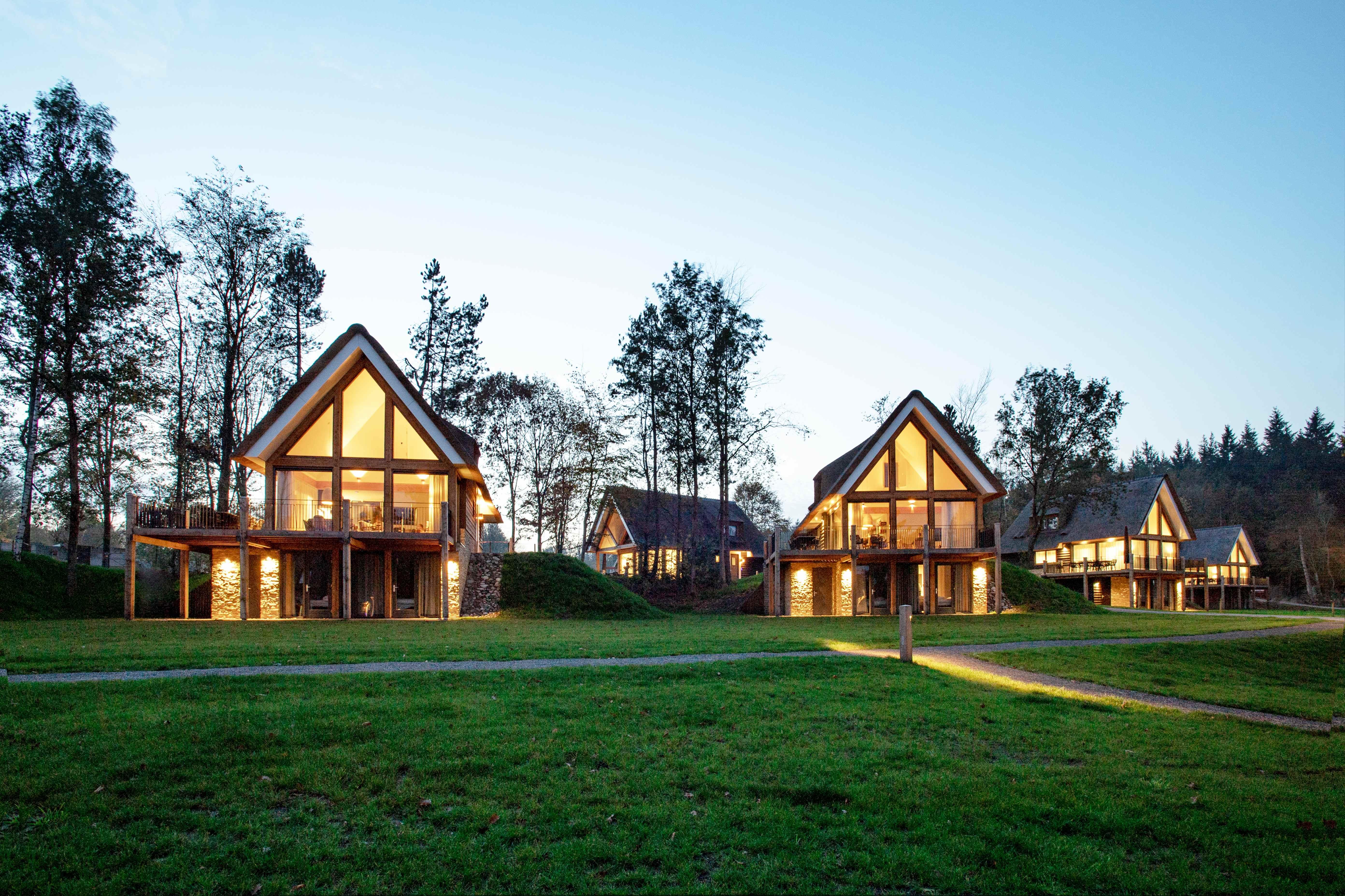 Luxe Vakantiepark Drenthe PUUR Exloo