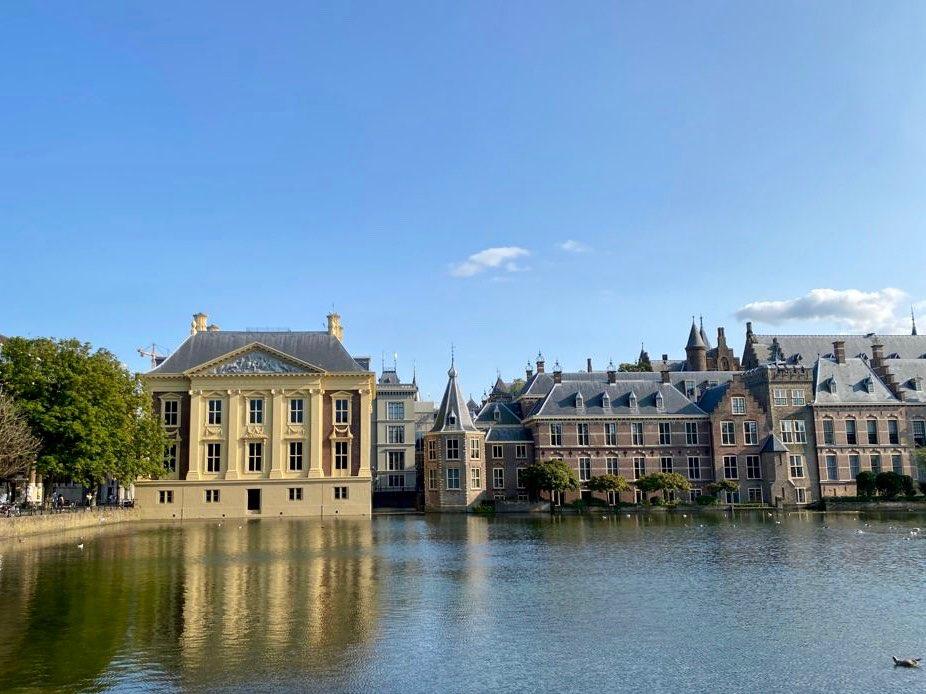 Den Haag met kids